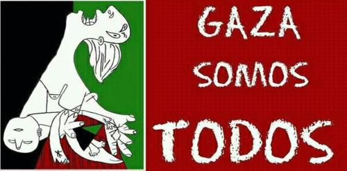 #Gaza: exigimos más que tiritas